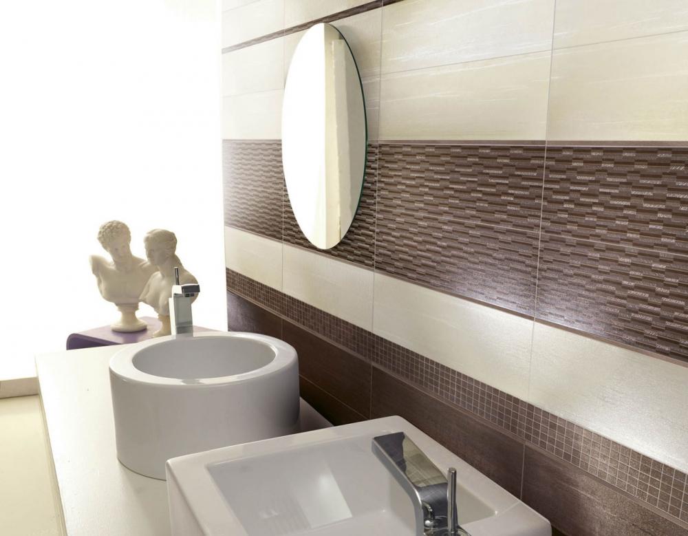 Fürdőszoba csempe elrendezés